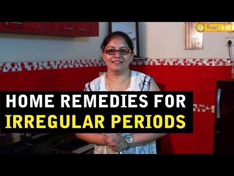 HOME REMEDIES FOR IRREGULAR PERIODS II अनियमित माहवारी का घरेलू उपचार II BY SATVINDER KAUR