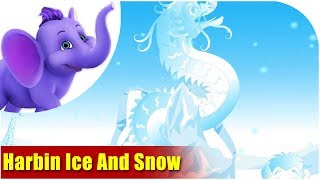 Harbin Ice And Snow Festival Song 4K
