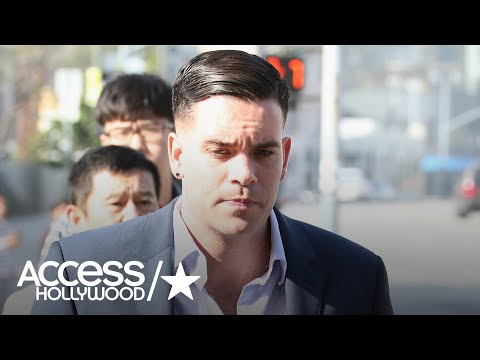 Xxx Mp4 Mark Salling Pleads Guilty To Child Pornography Charges Access Hollywood 3gp Sex