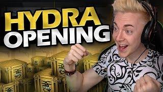 CS:GO - HYDRA Case Opening!