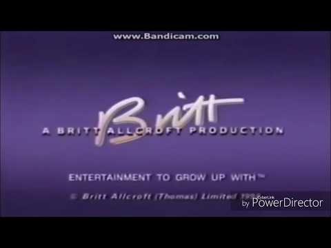 Britt Allcroft Logo History Updated