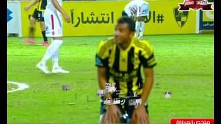 ملخص مباراة وادي دجلة 1 - 1 الزمالك في الجولة الـ 18 من الدوري المصري
