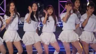 160510 KNN 러브FM 개국 축하 콘서트 아이오아이 IOI 최유정 엉덩이 직캠