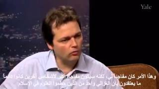 مفكر غربي يبدي انبهاره بأبي حامد الغزالي ويكذب الإدعاء بأنه حارب العلوم