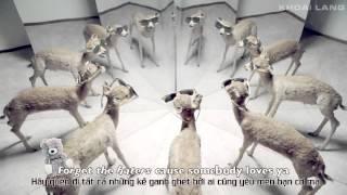 [Lyrics+Vietsub] We Can't Stop - Miley Cyrus
