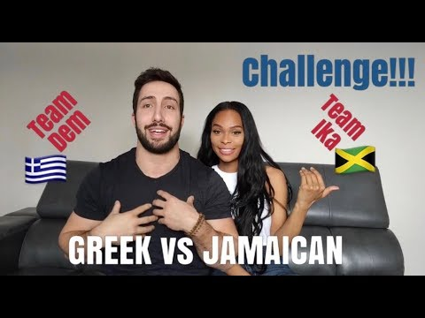 Xxx Mp4 Greek Vs Jamaican Language CHALLENGE 3gp Sex
