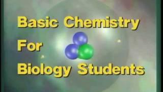 Basic Chemistry for Biology Students