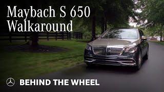 Mercedes-Benz Maybach S 650 Walkaround