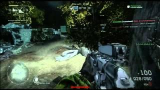 MoH Warfighter Beta gameplay