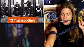 T2 Trainspotting Official Trailer - REACTION!!