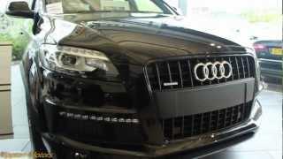 2013 Audi Q7 S-Line