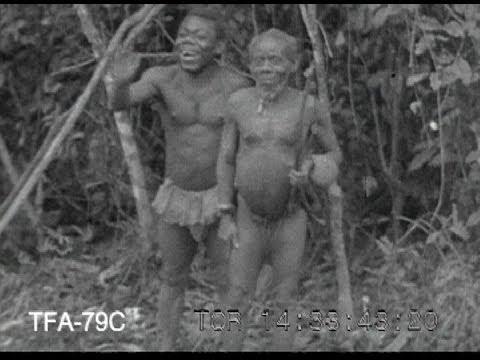African Pygmy Thrills 1930s