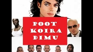 Poot Koira Dimu ft. Michael Jackson,Pitbull,Akon & Linkin Park