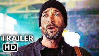 BULLET HEAD Official Trailer (2017) Antonio Banderas, Adrien Brody, Dog Action Movie HD