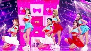 《Comeback Special》 LABOUM (라붐) - Hwi hwi @인기가요 Inkigayo 20170423