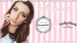 Full Makeup avec Candydoll & Dolly Wink