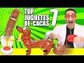 Download Video Download TOP 7 JUGUETES DE CACAS | Juguetes Curiosos con Mike 3GP MP4 FLV