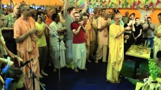 June 18, 2011 - Moscow Festival - Gaura Arati, Kirtan