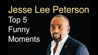 Jesse Lee Peterson Top 5 Funny Moments