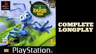 A Bug's Life   Complete Playstation Longplay
