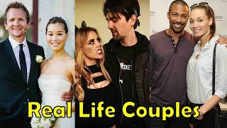 Real Life Couples of The Originals