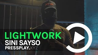 (1011) Sini Sayso - Lightwork Freestyle | Pressplay