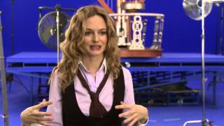 The Flying Machine: Heather Graham Discusses Her Character 2013 Movie Behind the Scenes
