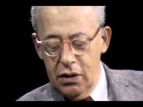 William F Buckley Jr & Saul Alinsky Mobilizing The Poor