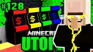 Das 75.000.000€ CASINO?! - Minecraft Utopia #128 [Deutsch/HD]