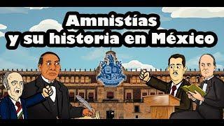 Amnistías y su historia en México - Bully Magnets