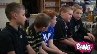 Boys' reaction to bullying will melt your heart+ YouTube good