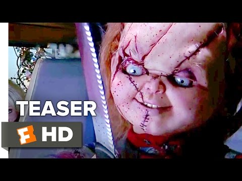 Cult of Chucky Teaser Trailer 1 2017 Movieclips Trailers
