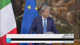 رئيس الوزراء الإيطالي يرد على طلب تقدم به فايز السراج