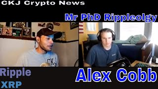 Alex Cobb Q&A on CKJ Crypto News