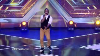 MBC The X Factor -حمزة هوساوي- المرحلة الثانية