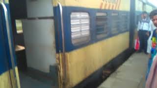टला हादसाः गया-पटना पैसेंजर ट्रेन में शॉर्ट सर्किट की वजह से लगी आग