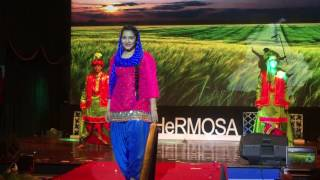 Talaash fashion show 2016 Mmk