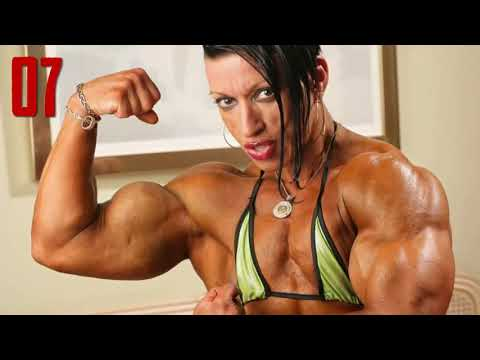 Xxx Mp4 10 Female Bodybuilders Who Went Too Far 3gp Sex