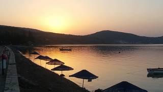 Sunrise in Manal Mordoğan Izmir