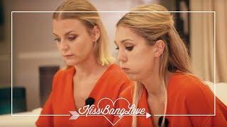 Die Aufregung vor den Blind-Kisses steigt | Julius | Kiss Bang Love - endless summer | ProSieben