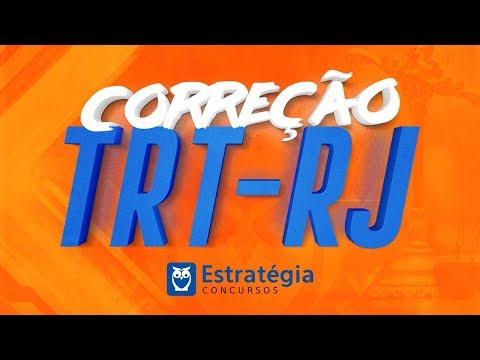 Xxx Mp4 Correção Do TRT RJ Cargos AJAA E AJAJ 3gp Sex
