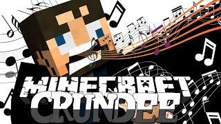 Minecraft: CRUNDEE CRAFT | DERP SSUNDEE RAP!! [39]