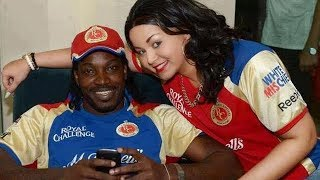 Cricketer Chris Gayle Wife