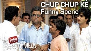 Chup Chup Ke | Funny Hospital Scene | Rajpal Yadav - Paresh Rawal