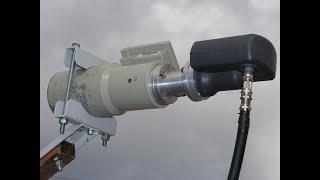 HOW TO SET PAKSAT 1R 38 E WITH C BAND AND KU BAND SIGNAL IN ONE 4 FEET DISH