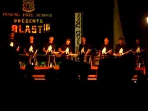 PFS Blast 2008 (drumline)