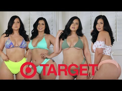 Xxx Mp4 I SPENT 300 ON TARGET SWIMSUITS 3gp Sex