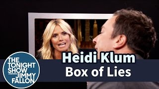 Box of Lies with Heidi Klum