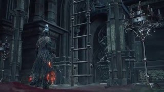 DARK SOULS™ III El Bailarin Del Valle Boreal Cinematic part3