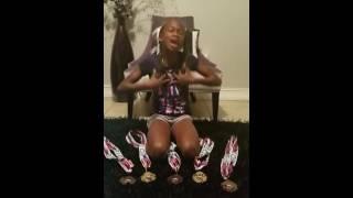 SoGoneChallege MGX Cha'Iel Johnson Age 11 AAU Champion 800m